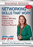 Networking Skills That Work - How to Create Winning Interactions That Lead to Positive Results - Business Skills DVD Training Video