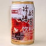 珍珠女乃茶/缶【タピオカミルクティ】台湾産/缶詰