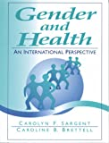 img - for Gender and Health: An International Perspective book / textbook / text book