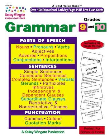 Grammar Gr 9-10 Kelly Wingate - 1