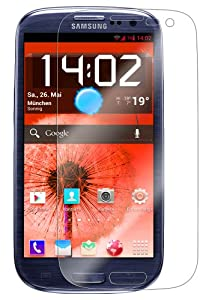 Skinomi TechSkin Samsung Galaxy S3 Screen Protector Ultra Clear Shield and Lifetime Warranty