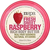 N-Spa Fruit Extracts Fresh Sweet Raspberry Rich Body Butter (200ml)