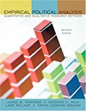 Empirical Political Analysis: Quantitative and Qualitative Research Methods (7th Edition) (0205576400) by Manheim, Jarol B.