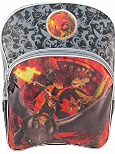"""DreamWorks How to Train Your Dragon How to Train Your Dragon 16"""" Backpack"""