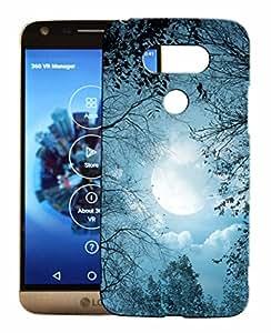 XUWAP 3D Printed Designer Hard Back Cover For LG G5 Design-10155