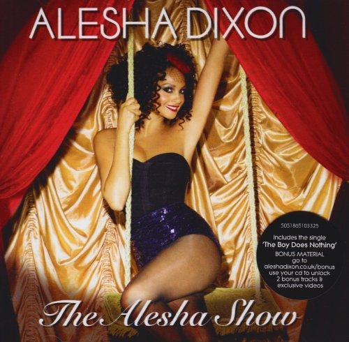 Alesha Dixon - The Boy Does Nothing Lyrics - Zortam Music