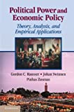 img - for Political Power and Economic Policy: Theory, Analysis, and Empirical Applications book / textbook / text book