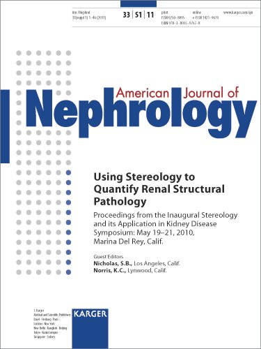 Using Stereology To Quantify Renal Structural Pathology: Inaugural Stereology And Its Application In Kidney Disease Symposium, Marina Del Rey, Calif., ... Supplement Issue: American Journa