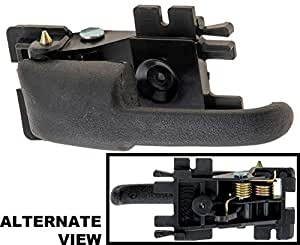 Apdty 88266 Interior Door Handle Fits Left Driver Side Front Or Rear 1995 2003 Ford