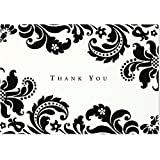 Shadow Tapestry Thank You Notes (Stationery, Note Cards) (Note Card Series)