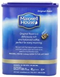 Maxwell House Ground Coffee, 10-Count Filter Packs (Pack of 4) Coffee Machine