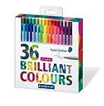 Staedtler Color Pen Set, Set of 36 As...