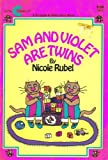 Sam and Violet Are Twins (0380769190) by Rubel, Nicole
