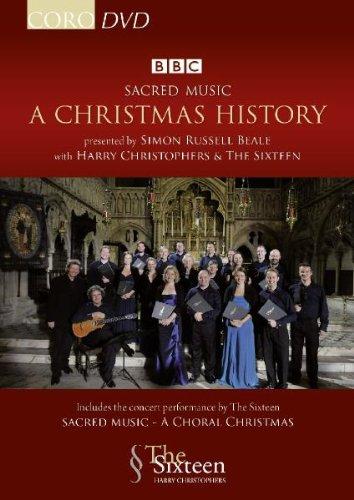 Christmas History (Sacred Music: A Christmas History/ Various) [DVD] [2011] [NTSC]