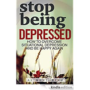 How to deal with being depressed