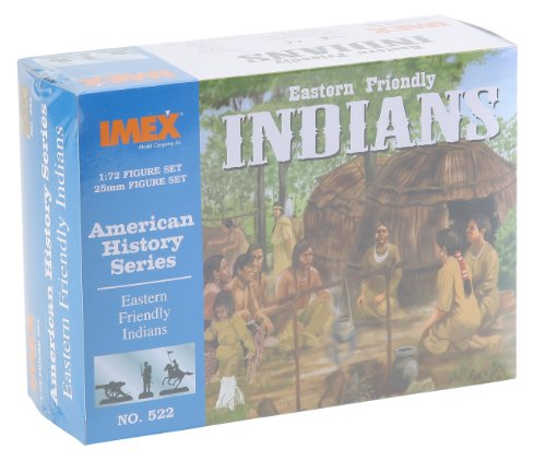 Eastern Friendly Indians Set 1/72 Imex