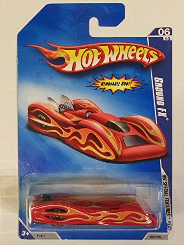 Hot Wheels 2009 Grand FX 06/10 - 1