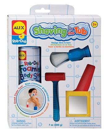 Alex Rub-a-Dub Shaving in the Tub Playset, Ages 3+; no. ALE615WN