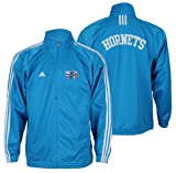 New Orleans Hornets NBA Basketball Youth Track Jacket, Creole Blue