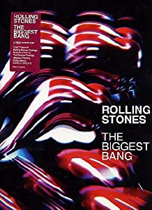 Rolling Stones - The Biggest Bang (4 Dvd)