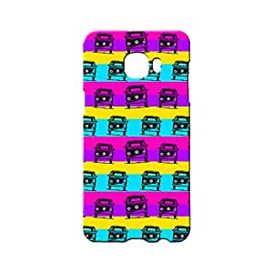 G-STAR Designer Printed Back case cover for Samsung Galaxy C5 - G1518