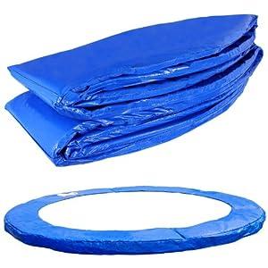 Terena® Federabdeckung 300 - 305 cm für Trampolin Randabdeckung beidseitig PVC - UV beständig