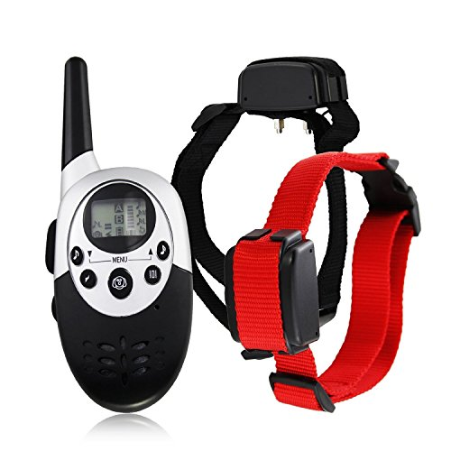 Dog Training Collar, PYRUS LCD Remote Dog Training E-Collar Best for 2 Dogs