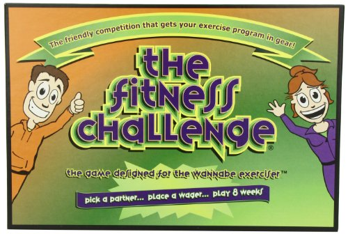 The Fitness Challenge Board Game - 1
