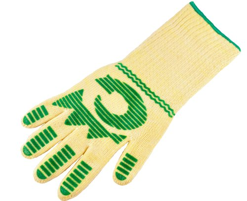 G & F 1683 13-Inch Long Cuff Oven Gloves, 2 Gloves Value Pack