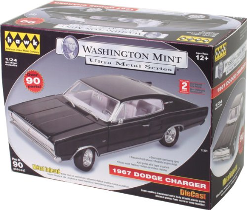 Hawk Washington Mint Ultra Metal Series 1967 Dodge Charger