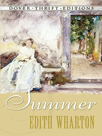 edith wharton summer essay sample