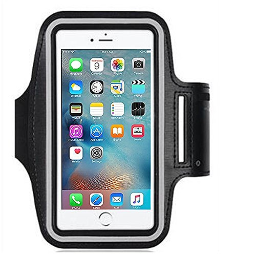 Armband for Apple iPhone 7,7 Plus,6 6s Plus, LG G5,Samsung Galaxy Note 5 4 3 Note Edge S4 S5 S6 LG G3 G4 G5 Note 4 5 7 Universal case,Great for Running,Exercise Gym Workouts not for iphone 4 4s (Galaxy S3 No Contract T Mobile compare prices)