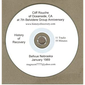 Amazon.com: Cliff Rouche of Oceanside CA 1989 Alcoholics Anonymous ...