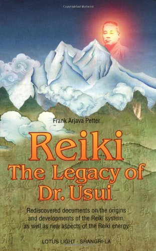 Reiki--The Legacy of Dr Usui Shangri-La091495590X