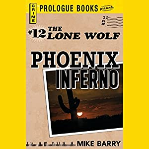 Phoenix Inferno Audiobook