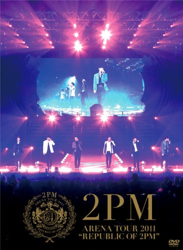 "ARENA TOUR 2011 ""REPUBLIC OF 2PM""(初回生産限定盤) [DVD]"