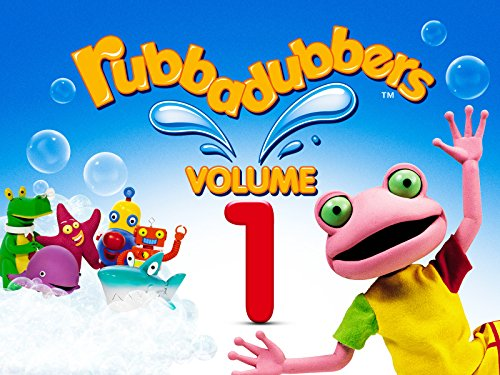 Rubbadubbers Volume 1