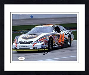 Signed Jarrett Picture - Framed 8x10 - JSA Certified - Autographed NASCAR Photos by Sports Memorabilia