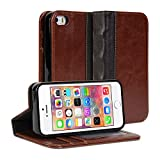 Gmyle Book Case Access (Micro Suction) for iPhone 5 & 5S - Polyurethane-Synth...