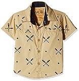 Little Kangaroos Boys' Shirt (11076_Mustard_6 year)