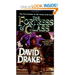 The Fortress of Glass (Crown of the Isles, Book 1) by David Drake