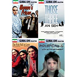 Global Lens - The Best of World Cinema - Iran Volume 2 - 4 DVD Collector's Edition