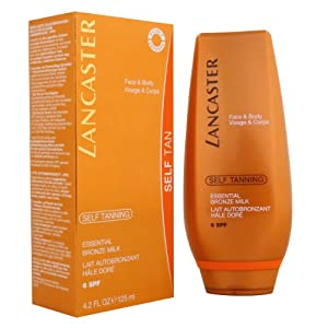 Lancaster - Self Tanning Essential Bronze Milk SPF 6 (Face & Body) 125ml/4.2oz