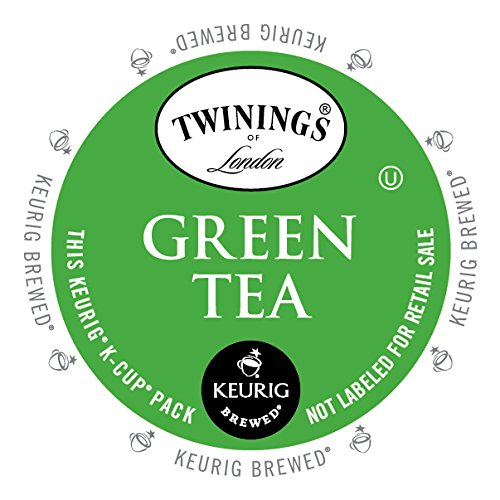 Twinings Green Tea, Keurig K-Cups, 24 Count (Keurig Coffee And Tea Pods compare prices)
