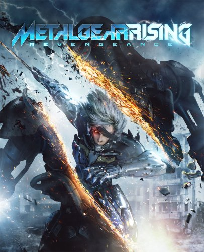 Metal Gear Rising: Revengeance [Online Game Code] front-863457