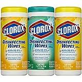 Clorox Disinfecting Wipes - Fresh & Citrus Blend - 35 ct - 3 pk
