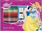 Noris 4660 Princesas Disney - Juego de rotuladores y sellos [Importado de Alemania]