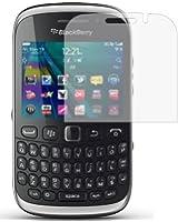 6 x Films de protection d'écran pour Blackberry 9320 Curve - Résistant aux éraflures / Display Protective Film