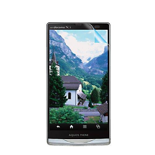 【AR画面保護フィルム】 docomo AQUOS Phone ZETA SH-09D専用 画面の美しさを損なわないフィルム