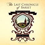 The Last Chronicle of Barset (       UNABRIDGED) by Anthony Trollope Narrated by Simon Vance